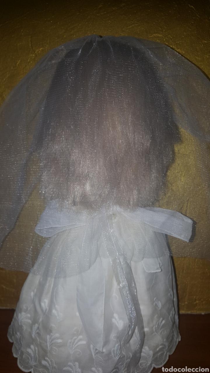Otras Muñecas de Famosa: Carol de famosa años 60 de comunión todo original - Foto 8 - 157915188