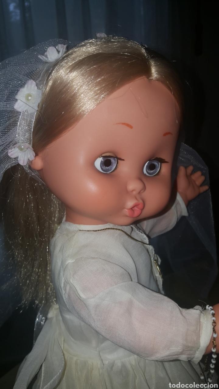 Otras Muñecas de Famosa: Carol de famosa años 60 de comunión todo original - Foto 10 - 157915188