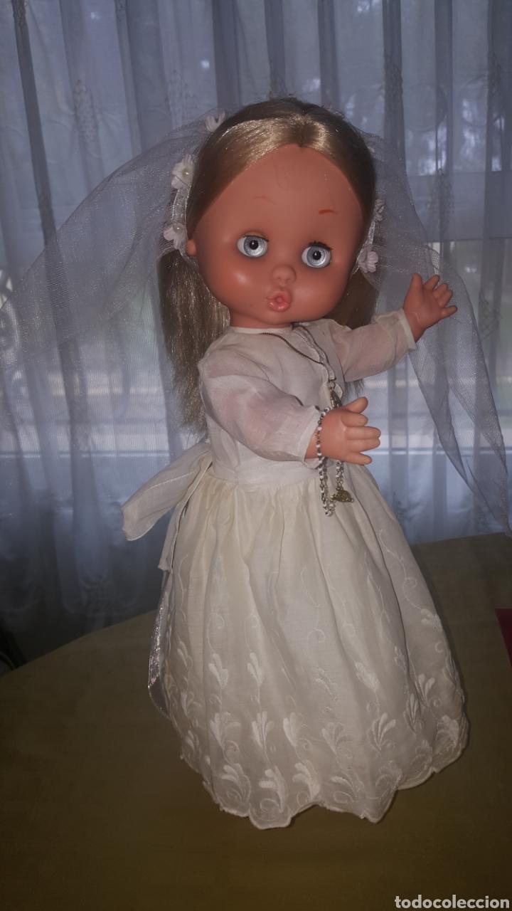 Otras Muñecas de Famosa: Carol de famosa años 60 de comunión todo original - Foto 12 - 157915188