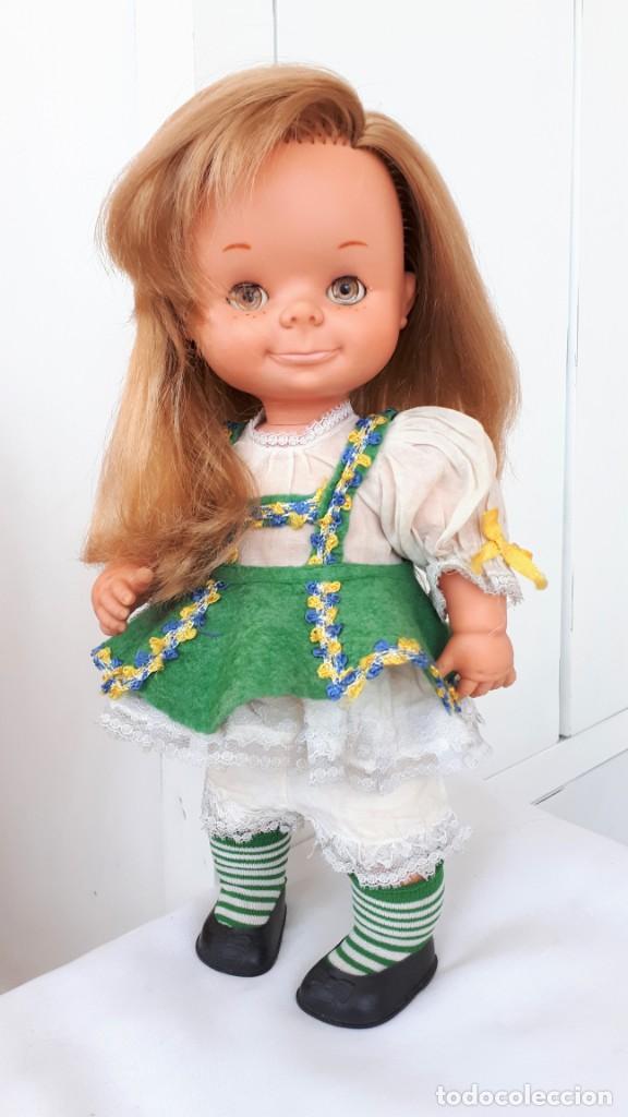 MUÑECA CHATUCA DE FAMOSA (Juguetes - Muñeca Española Moderna - Otras Muñecas de Famosa)