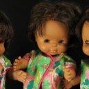 Otras Muñecas de Famosa: LOTE DE CHIQUITINES NEGRITOS DE FAMOSA. Lote 158518334