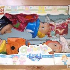 Otras Muñecas de Famosa: IDEAL BEBE GUIÑOL. Lote 158856030