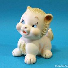 Otras Muñecas de Famosa: MUÑECO GATO DE GOMA PITO - FAMOSA - GATITO - AÑOS 80. Lote 160305074