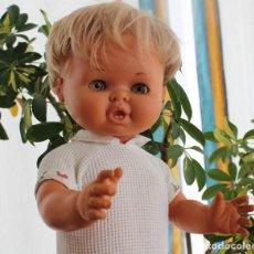 Otras Muñecas de Famosa: BEBE ANTIGUO Y RARO DE FAMOSA, JULIÁN, 52CM, ROPA ORIGINAL OLD DOLL,POUPEE PUPPE. Lote 160356398