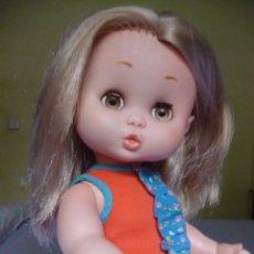 Otras Muñecas de Famosa: MUÑECA CAROL DE FAMOSA RUBIA OJOS MARRON MARGARITA AÑOS 70 EPOCA NANCY. Lote 160640110