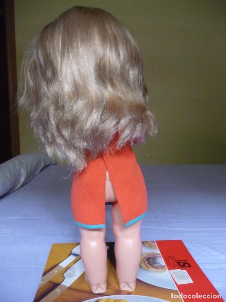 Otras Muñecas de Famosa: Muñeca Carol de famosa rubia ojos marron margarita años 70 epoca nancy - Foto 5 - 160640110