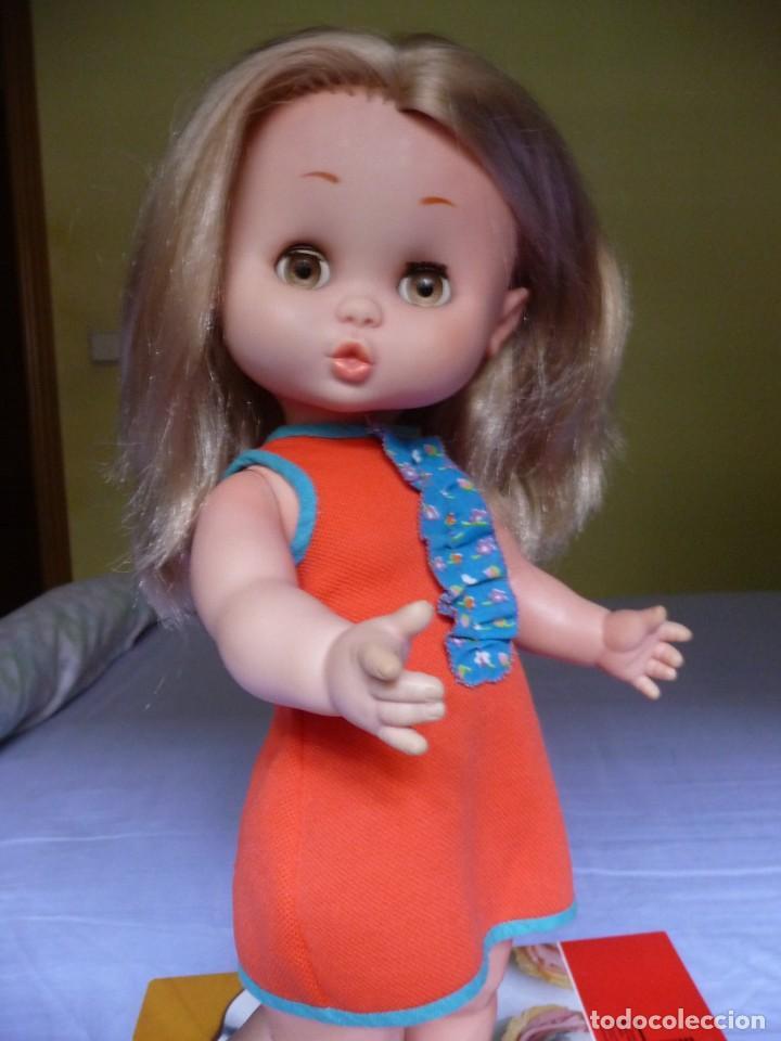 Otras Muñecas de Famosa: Muñeca Carol de famosa rubia ojos marron margarita años 70 epoca nancy - Foto 9 - 160640110