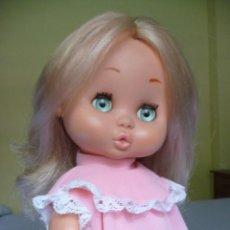 Otras Muñecas de Famosa: MUÑECA CAROL DE FAMOSA RUBIA OJOS AZUL MARGARITA AÑOS 70 EPOCA NANCY. Lote 160640222