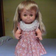 Otras Muñecas de Famosa: MUÑECA GRACIOSA DE FAMOSA RUBIA OJOS MARRON MARGARITA MUY DIFICIL EPOCA NANCY. Lote 160640690