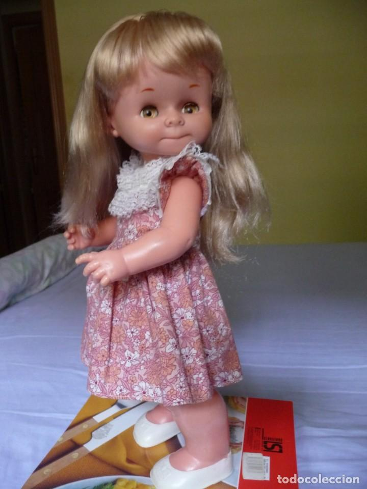 Otras Muñecas de Famosa: Muñeca graciosa de famosa rubia ojos marron margarita muy dificil epoca nancy - Foto 11 - 160640690