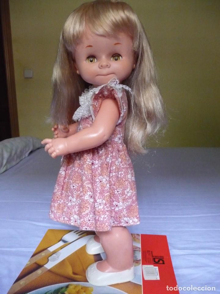 Otras Muñecas de Famosa: Muñeca graciosa de famosa rubia ojos marron margarita muy dificil epoca nancy - Foto 12 - 160640690