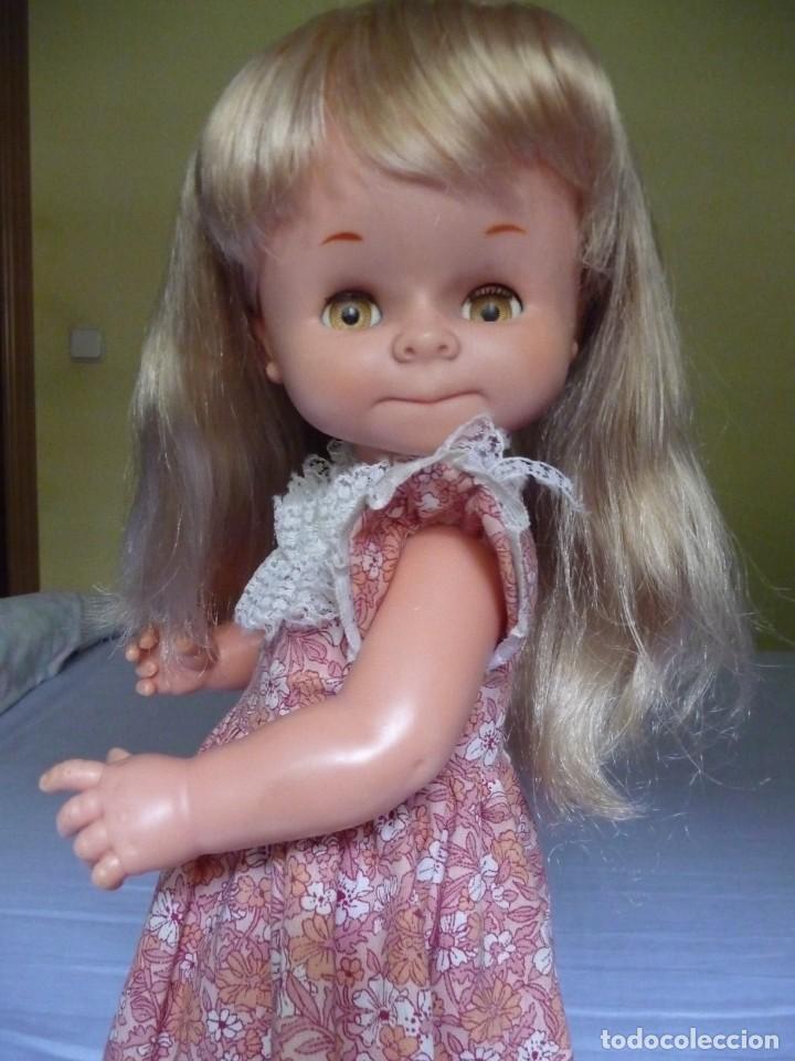Otras Muñecas de Famosa: Muñeca graciosa de famosa rubia ojos marron margarita muy dificil epoca nancy - Foto 14 - 160640690