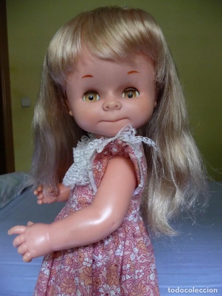 Otras Muñecas de Famosa: Muñeca graciosa de famosa rubia ojos marron margarita muy dificil epoca nancy - Foto 15 - 160640690