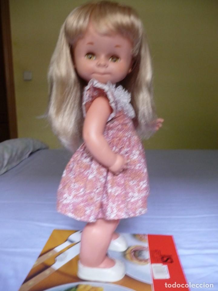 Otras Muñecas de Famosa: Muñeca graciosa de famosa rubia ojos marron margarita muy dificil epoca nancy - Foto 18 - 160640690