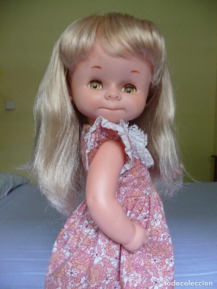 Otras Muñecas de Famosa: Muñeca graciosa de famosa rubia ojos marron margarita muy dificil epoca nancy - Foto 19 - 160640690