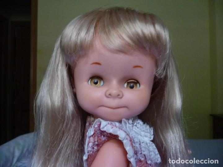 Otras Muñecas de Famosa: Muñeca graciosa de famosa rubia ojos marron margarita muy dificil epoca nancy - Foto 21 - 160640690