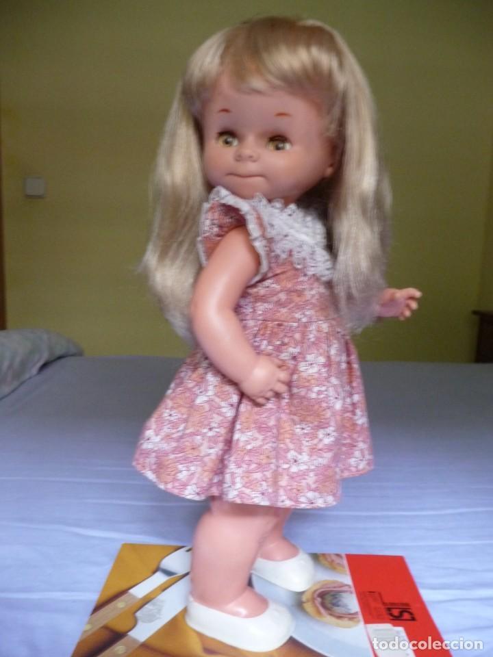 Otras Muñecas de Famosa: Muñeca graciosa de famosa rubia ojos marron margarita muy dificil epoca nancy - Foto 22 - 160640690