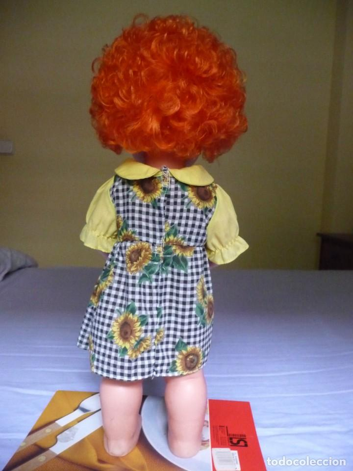 Otras Muñecas de Famosa: Dificilisma muñeca graciosa de famosa pelirroja pelo rizado origen epoca nancy ojos azul margarita - Foto 3 - 160640974