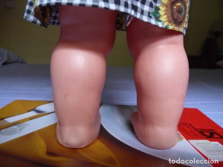 Otras Muñecas de Famosa: Dificilisma muñeca graciosa de famosa pelirroja pelo rizado origen epoca nancy ojos azul margarita - Foto 6 - 160640974