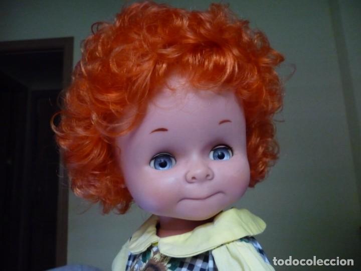 Otras Muñecas de Famosa: Dificilisma muñeca graciosa de famosa pelirroja pelo rizado origen epoca nancy ojos azul margarita - Foto 10 - 160640974