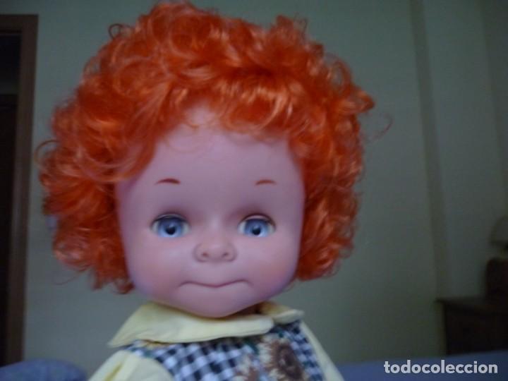 Otras Muñecas de Famosa: Dificilisma muñeca graciosa de famosa pelirroja pelo rizado origen epoca nancy ojos azul margarita - Foto 13 - 160640974