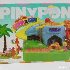 Otras Muñecas de Famosa: PIN Y PON JARDÍN DE AGUA 2238-PRECINTADO ALMACEN 1989-ÚLTIMA UNIDAD. Lote 160754246