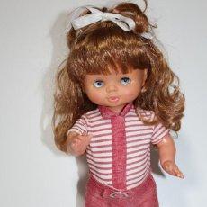 Otras Muñecas de Famosa: MUÑECA MARUJITA PELIRROJA DE FAMOSA - AÑOS 70. Lote 161126446