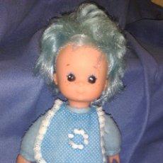 Otras Muñecas de Famosa: MUÑECA BABY AZÚL DE FAMOSA. Lote 162057926