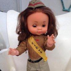 Otras Muñecas de Famosa: MUÑECA MILITAR TIPO FAMOSA, DE EL CID 8 ALICANTE, CLASICA, COLECCION. Lote 162818246