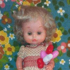 Otras Muñecas de Famosa: PRECIOSA MUÑECA FLOR BEBÉ O SOLITA DE FAMOSA,AÑOS 70. Lote 164643126