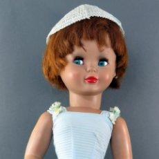 Otras Muñecas de Famosa: PIERINA MUÑECA FAMOSA ROPA ORIGINAL FINALES 50 PRINCIPIOS 60 BUEN ESTADO. Lote 165040266