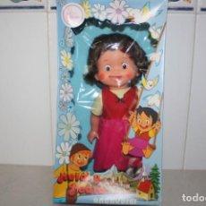 Otras Muñecas de Famosa: ANTIGUA A ESTRENAR MUÑECA ANDADORA HEIDI DE FAMOSA.. Lote 165084854