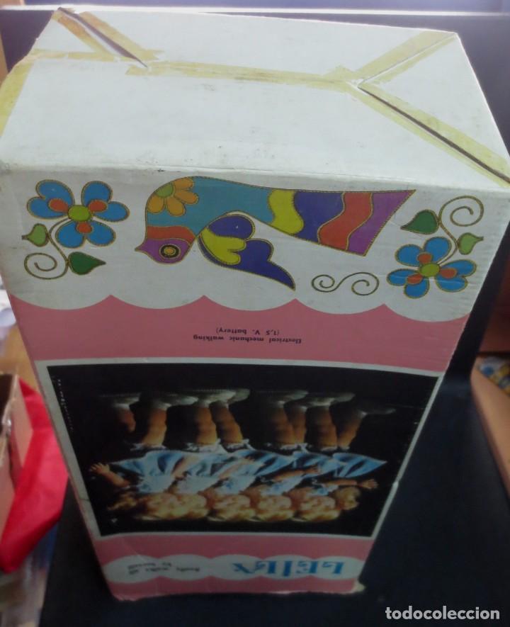 Otras Muñecas de Famosa: MUÑECA LEILA ANDADORA FAMOSA EN CAJA REF. 0816 - Foto 9 - 165228302