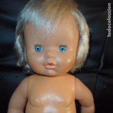 Otras Muñecas de Famosa - MUÑECO - BEBE RUBIO OJOS AZULES - 40CM. - FAMOSA MADE IN SPAIN - - 165499154