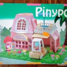 Otras Muñecas de Famosa: PIN Y PON FAMOSA PINYPON CHALET VILLA CASA GRANDE 2365 ANTIGUA ANTIGUO EN CAJA. Lote 165511238