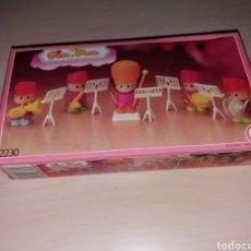 Otras Muñecas de Famosa: ANTIGUO PIN Y PON, BANDA DE MÚSICA - AÑOS 80 - NUEVO¡¡. Lote 177185787
