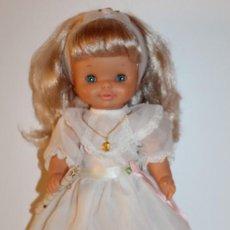 Otras Muñecas de Famosa: CAROL COMUNION DE FAMOSA - AÑOS 80. Lote 166707482