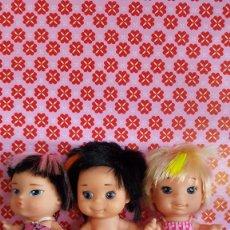 Otras Muñecas de Famosa: LOTE JAGGETS DE FAMOSA. Lote 166911460