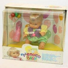 Otras Muñecas de Famosa: NENUCO BABY DE FAMOSA - NUEVO Y EN SU CAJA ORIGINAL - A ESTRENAR. Lote 166933688
