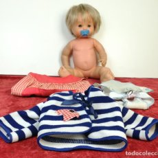 Otras Muñecas de Famosa: MUÑECO NENUCO. MARCA FAMOSA. ESPAÑA (CIRCA 1977). Lote 167113976