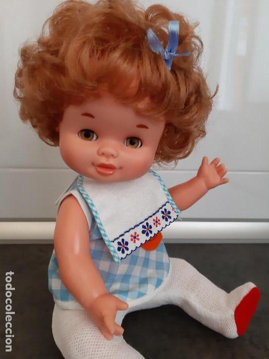 Otras Muñecas de Famosa: PRECIOSA Y DIFICIL MUÑECA EVELIN BEBE DE FAMOSA -30 CM- - Foto 4 - 167724480