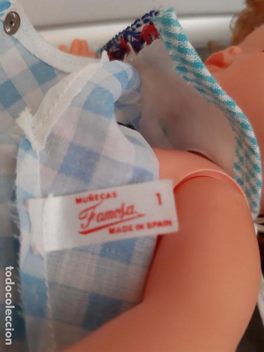 Otras Muñecas de Famosa: PRECIOSA Y DIFICIL MUÑECA EVELIN BEBE DE FAMOSA -30 CM- - Foto 6 - 167724480