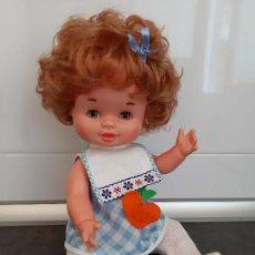 Otras Muñecas de Famosa: PRECIOSA Y DIFICIL MUÑECA EVELIN BEBE DE FAMOSA -30 CM-. Lote 167724480
