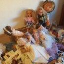 Otras Muñecas de Famosa: LOTE DE NANCY Y MUÑECAS ANTIGUAS. Lote 167748100