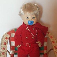 Otras Muñecas de Famosa: MUÑECO NENUCO DE FAMOSA MADE IN SPAIN , ESPAÑA CON VESTIDO ECHO A MEDIDA. Lote 167943421