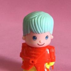Otras Muñecas de Famosa: MUÑECO PIN Y PON MÚSICO DE LA BANDA O BOMBERO AÑOS 80 FAMOSA. Lote 168360593