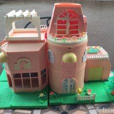 Otras Muñecas de Famosa: CASA GRANDE DE PIN Y PON AÑOS 80. Lote 168378297