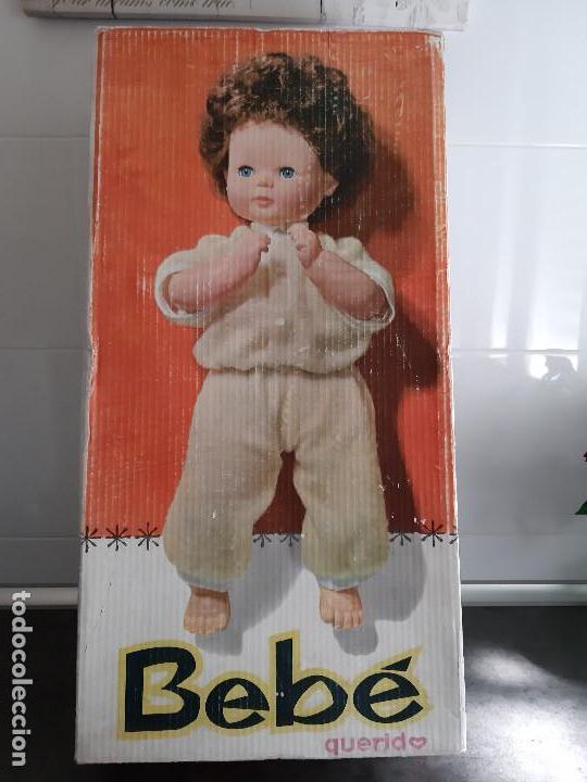 Otras Muñecas de Famosa: PRECIOSO BEBE QUERIDO FAMOSA AÑOS 60 -EN CAJA- - Foto 15 - 168674676