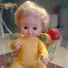 Otras Muñecas de Famosa: MUÑECA FAMOSA RUBIA BEBE IRIS MARGARITA MARRON PELO RUBIO ANTIGUA . Lote 168967424
