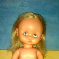 Otras Muñecas de Famosa: MUÑECA CAROL DE FAMOSA AÑOS 60 OJOS AZUL MARGARITA. Lote 168971453